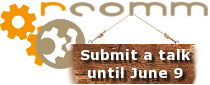 RCOMM 2013: Call for Papers